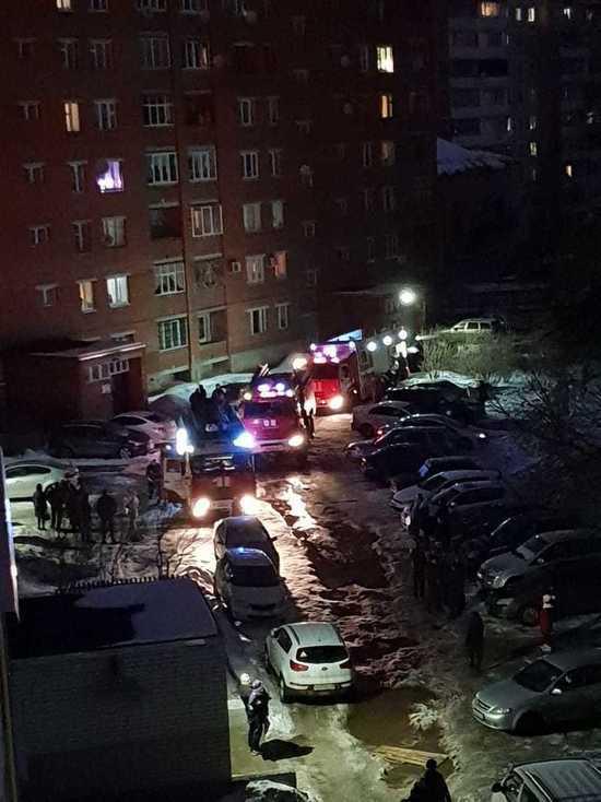 Взрыв прогремел на Терепце в Калуге