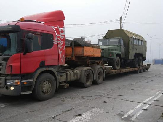 Керченская переправа возобновила регулярную работу