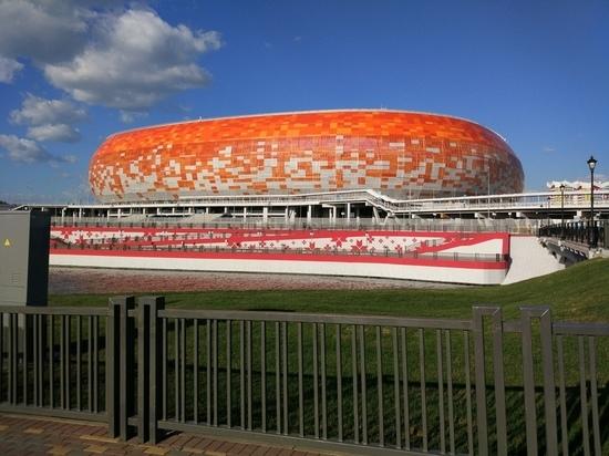 В начале лета на «Мордовия Арене» сыграет сборная России по футболу