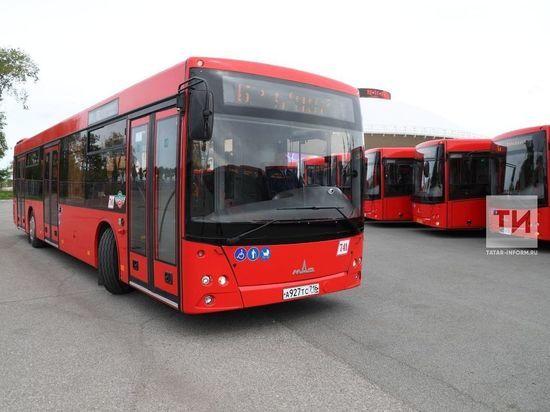 В Казани инспектируют водителей автобусов