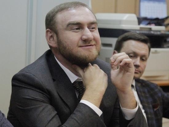 Сенатор Арашуков пожаловался на сокамерника