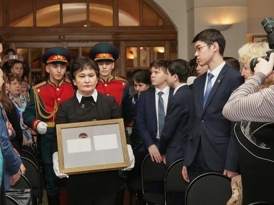 Из фондов Нацмузея Татарстана вынесут «Моабитские тетради»