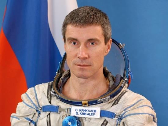 Сергей Крикалев рассказал о первом полете на «Дискавери»