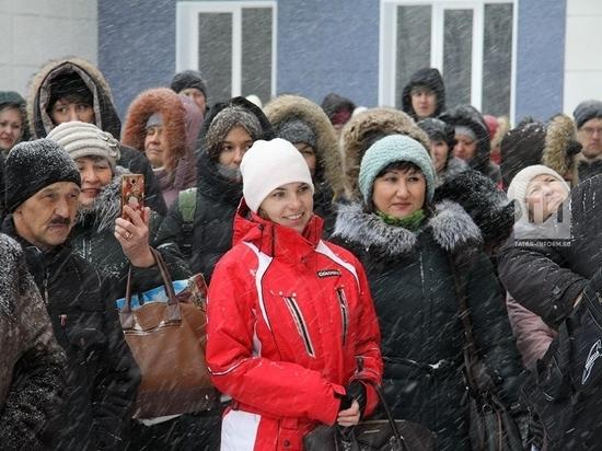 Бюджетники Казани заселились в многоквартирный соципотечный дом