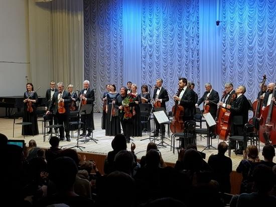 Концерт всемирно известного музыканта Сергея Крылова состоялся в Нижегородской филармонии