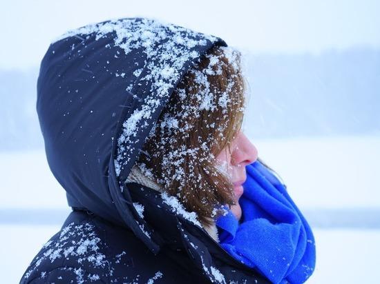 Мать двоих детей замерзла насмерть в Алтайском