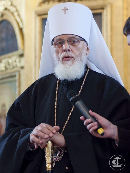Тверские врачи рассказали о состоянии митрополита Виктора после клинической смерти