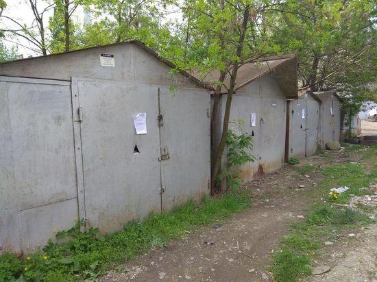 Курская прокуратура потребовала снести гаражи в Крутом Логу