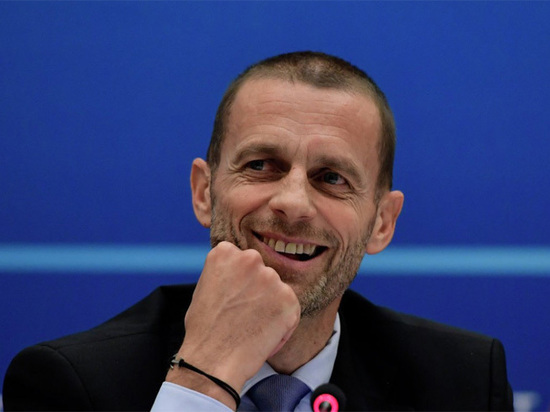 Чеферин переизбран президентом УЕФА