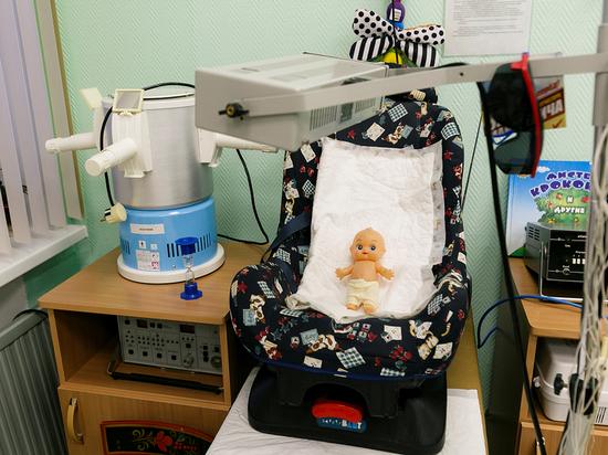 В Мурманске открывают отделение реабилитации новорождённых с патологиями