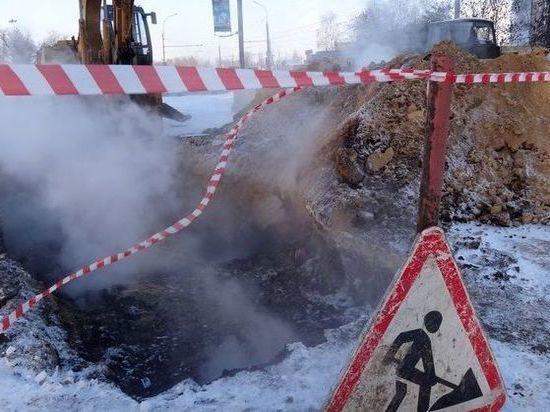 Жители нескольких районов Иваново из-за аварий остались без воды