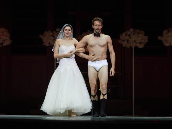 Всемирно известная классическая танцовщица Осипова показала в Москве новую программу