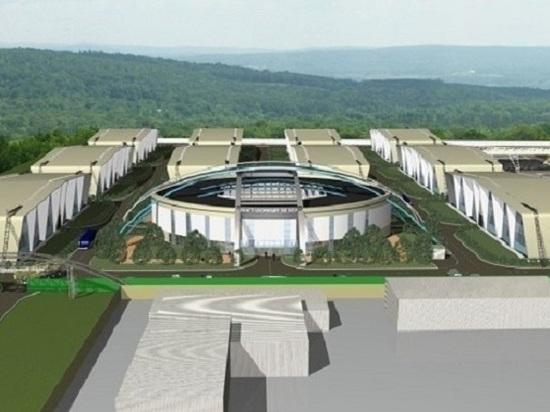 В Новотитаровской планируется построить индустриальный парк за 1,5 млрд рублей