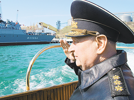 Адмирал Касатонов: