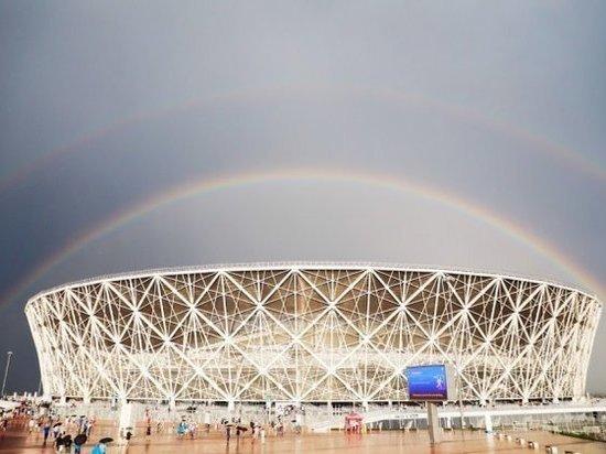 «Волгоград Арена» хочет получить титул лучшего стадиона мира