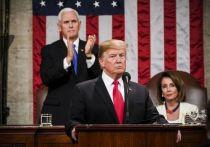 Трамп в Конгрессе: яркие моменты речи о положении страны