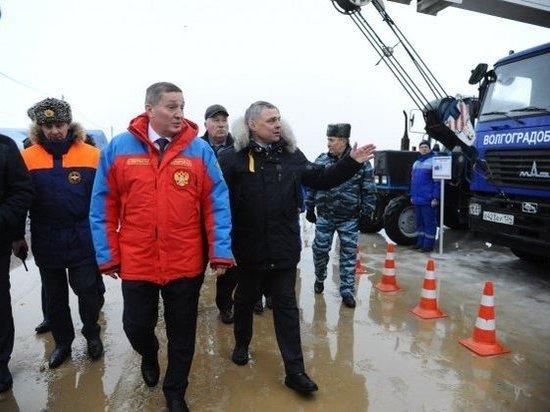 Волгоградскую область проверили на готовность противостоять любой стихии