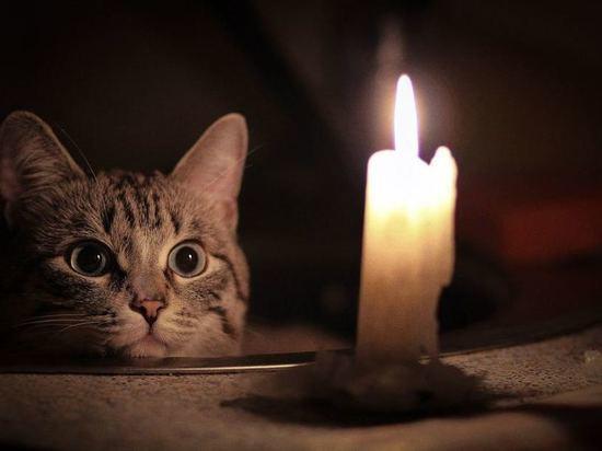 В Березовом и Мельничной Пади всю ночь не было тепла и света
