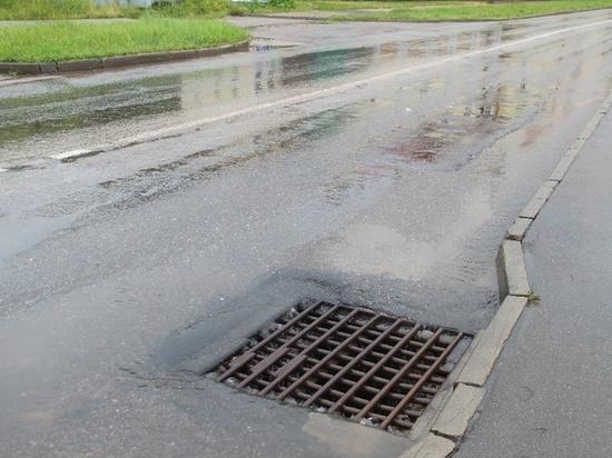 В Белгороде отремонтируют ливневые канализации