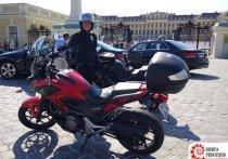 Достижение белгородской мото-туристки внесли в книгу рекордов