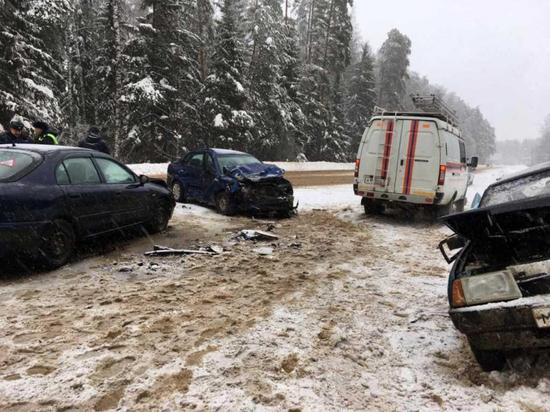 С начала года в авариях на дорогах Ивановской области погибли  11 человек