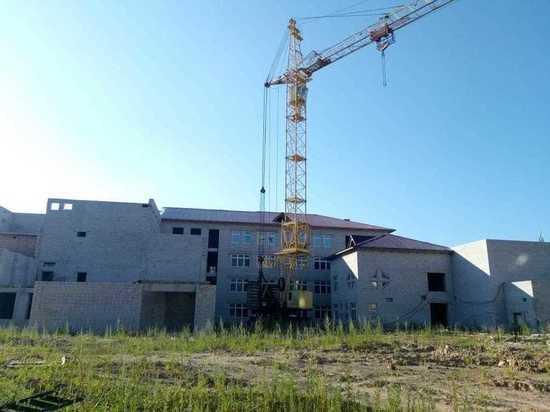 В Смоленске в 2019-м завершат сооружение пристройки к школе №33