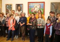 В Нижегородском выставочном комплексе открылась выставка «Свобода творчества»