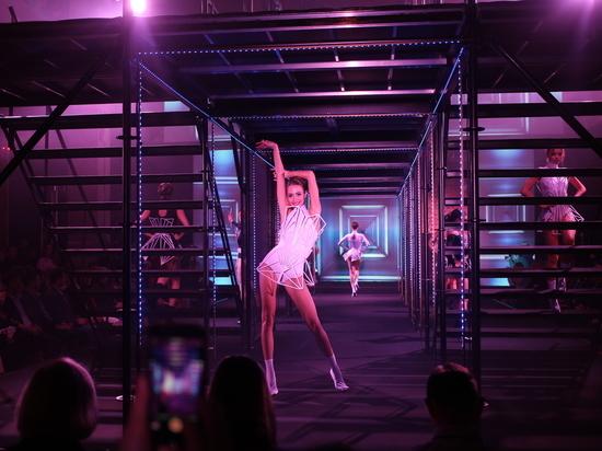 В здании бывшей фабрики «Маяк» прошел финал конкурса «Мисс Нижний Новгород»