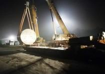Для Приморской ТЭЦ доставлено крупногабаритное электрооборудование