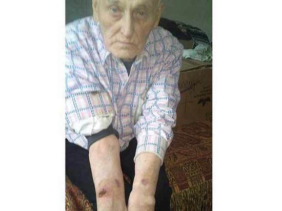 Пермские коллекторы избили ветерана ВОВ и отобрали у него квартиру