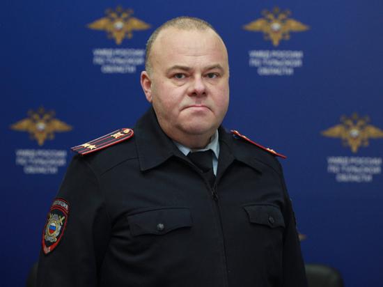 Новый руководитель назначен в ОМВД «Алексинский»