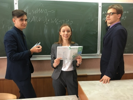 В Курске выращивают будущих ученых