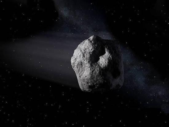 Обнаружен астероид, рекордно быстро облетающий Солнце
