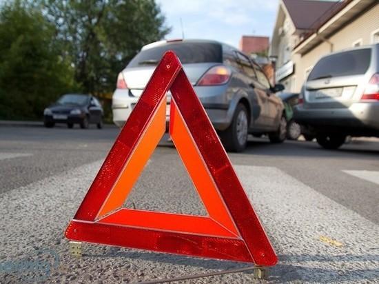 МВД расследует аварию с пятью автомобилями в Ленинском районе
