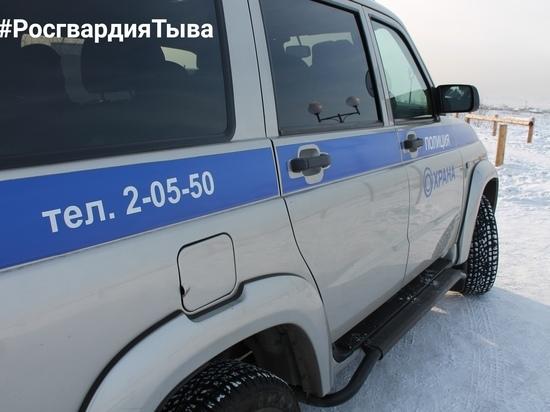 Кызыл: Росгвардейцы обнаружили наркопритон на Паротурбинной