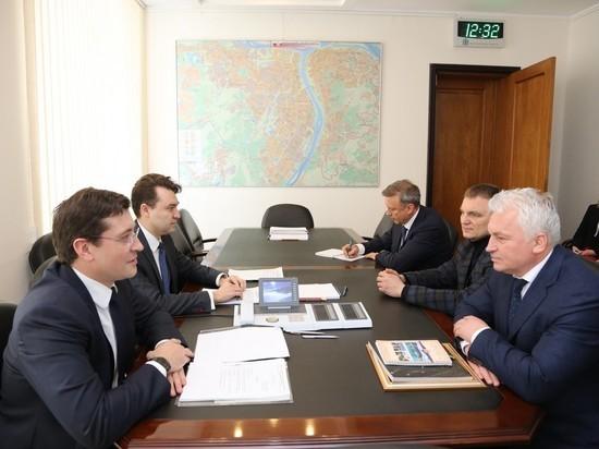 Нижегородская область подготовит план мероприятий по развитию самбо