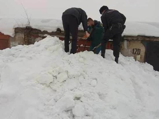 В Подмосковье спасли мужчину, просидевшего в снежном плену почти неделю