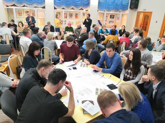 В Дзержинске обсудили благоустройство городского парка