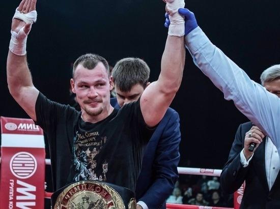 Обнинский боксер поднялся в рейтинге WBA
