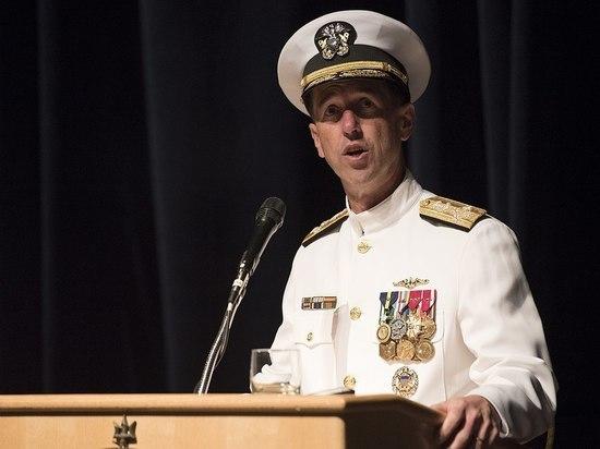 Американский адмирал пообещал дать бой российскому Черноморскому флоту