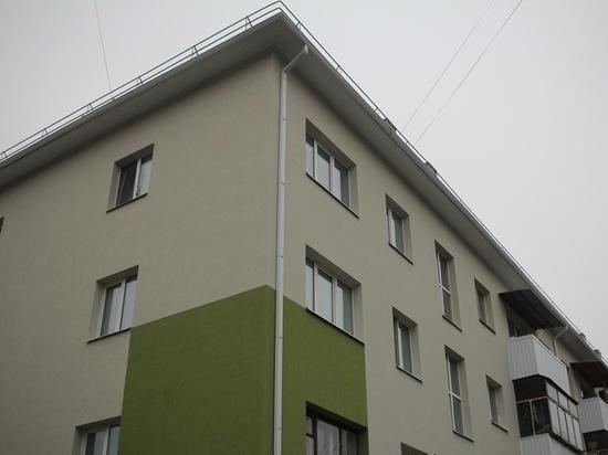 В Белгороде после капремонта протекли крыши в домах