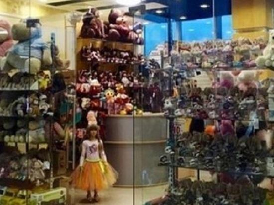 В названии скандального детского магазина в Обнинске поменяли букву