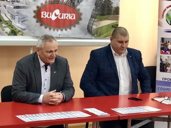 Тула стала центром политической жизни молдаван