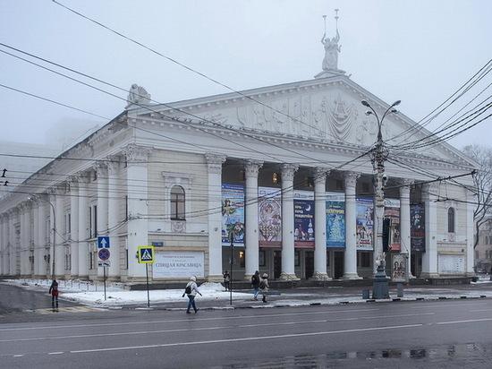 Воронежский оперный театр предложили снести