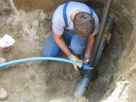 В Ленинском районе построят водопровод за шесть миллионов рублей