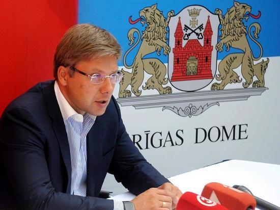 Мэр Риги заявил, что он горд быть русским