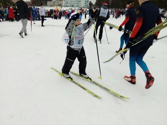 Более 4,5 тысяч калужан одновременно встали на лыжи - самое интересное