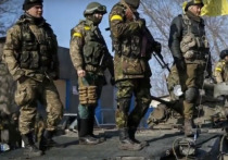 Ополченцы Донбасса атаковали ВСУ лазерными лучами