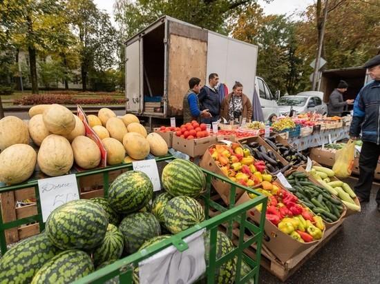 Рост цен на продукты в Псковской области ускорился в два раза