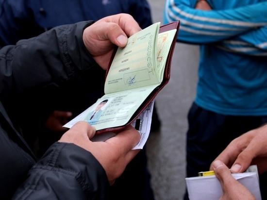 Рынки Ленинского района проверили на нелегалов